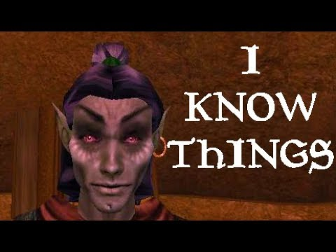 The Elder Scrolls 6 Story Discovered within Morrowind?