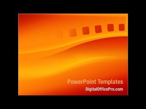 movie film powerpoint template backgrounds - digitalofficepro, Presentation templates