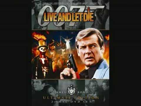007 Live And Let Die Theme Song