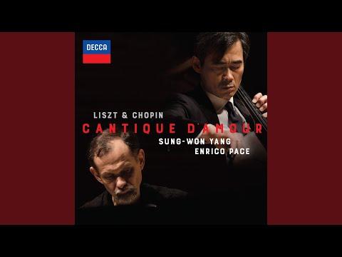 Liszt: 6 Consolations, S.172 - No. 6 in E major. Allegretto, sempre cantabile