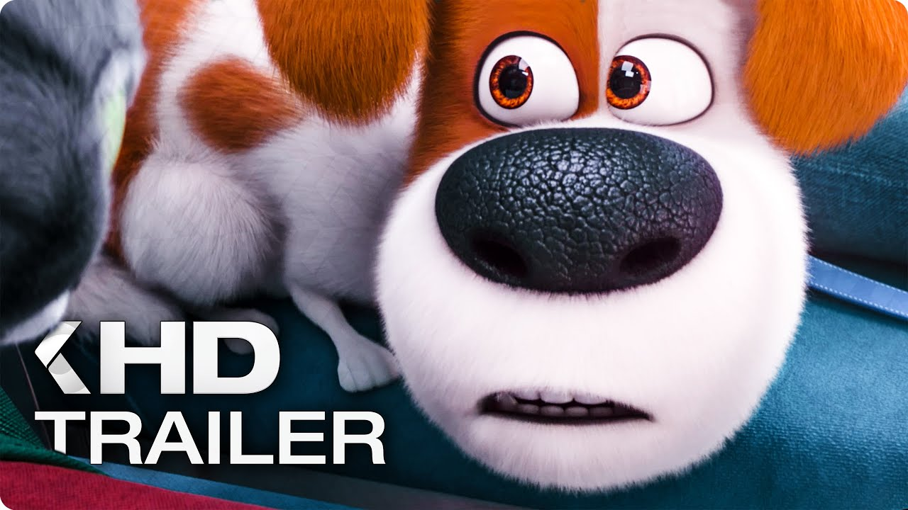 THE SECRET LIFE OF PETS 2 Trailer (2019)