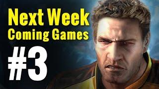 Games Coming Next Week #3 | Sep 12 - 18, 2016