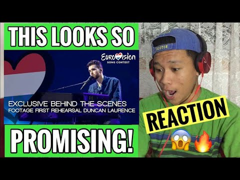 "Eurovision 2019: Duncan Laurence ""Arcade� 