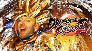 NARESZCIE JEST!!!   DRAGON BALL FIGHTERZ (FABUŁA) #1