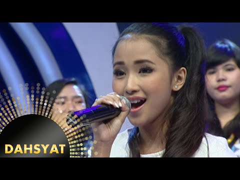 Kerennya Nadya Almira nyanyi 'I Miss You' [Dahsyat] [27 Nov 2015]