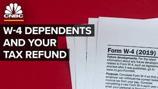 Tax Withholding Could Hurt Your Refund
