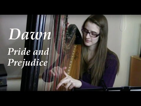 Dawn - Pride and Prejudice | Harp Cover