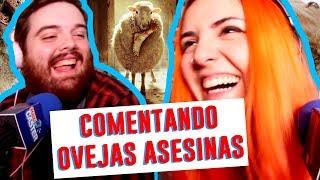 COMENTANDO LA PEOR PELÍCULA DE LA HISTORIA | Andrea Compton ft. Ibai