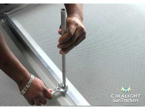 Ciralight SunTracker 800 Installation Instructions