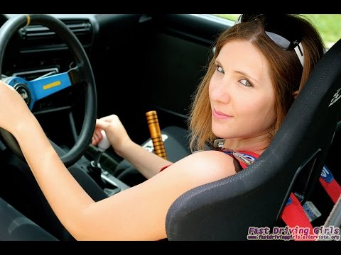 Fast Driving Girls H 233 Lena Bmw 320is E30 V058 Youtube