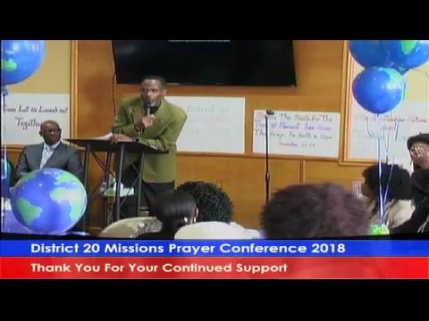 District 20 Missions Prayer Breakfast 2018 (Part 2)