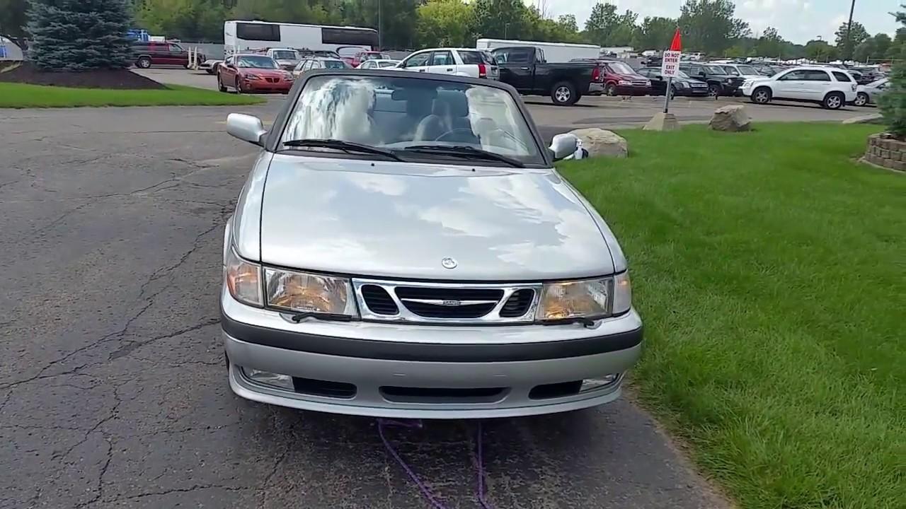 The Best Ever 2001 Saab 93 Turbo