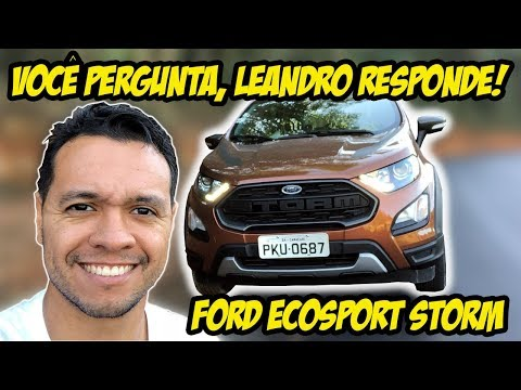 Ford EcoSport Storm 2019: vale à pena pagar R$ 104 mil neste SUV?