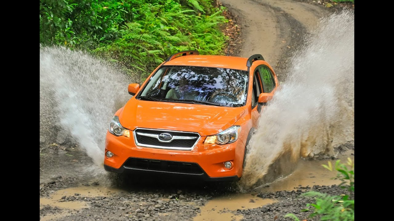 2013 subaru xv crosstrek 1st drive off road review funnycat tv. Black Bedroom Furniture Sets. Home Design Ideas