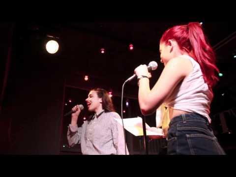Miranda Sings with Ariana Grande