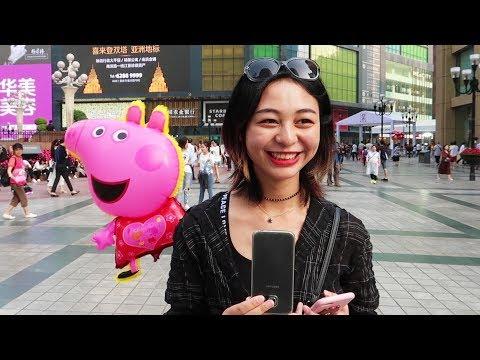 What type of guys do Chinese girl like? | Chongqing 中国女生喜欢什么样子的男孩? 重庆