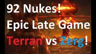 92 NUKES! - souL vs Denver - TvZ - Starcraft 2