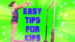 3 easy tips, How to do Gymnastics Kip on bars (Tip #3 Got me my Kip!)