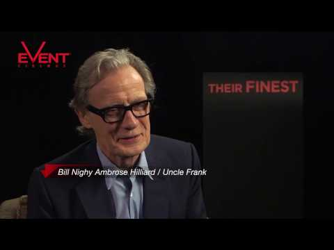 Their Finest - Bill Nighy Interview | Coming to Event Cinemas 20 APRIL, 2017 streaming vf
