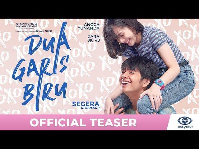 DUA GARIS BIRU - Official Teaser