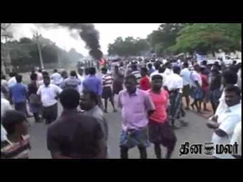 High Tension in Ramanathapuram Mavattam - Dinamalar Oct 31st News