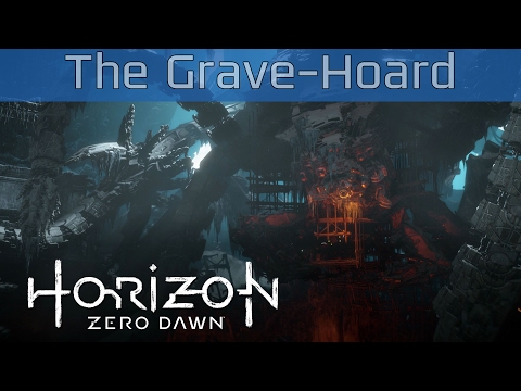 Horizon Zero Dawn - The Grave-Hoard Quest Walkthrough [HD 1080P]