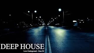 Deep House Mix 2018 Love Underground Grau DJ
