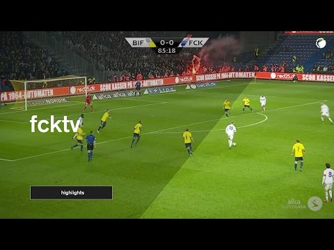 Highlights: Brøndby IF 0-0 FCK