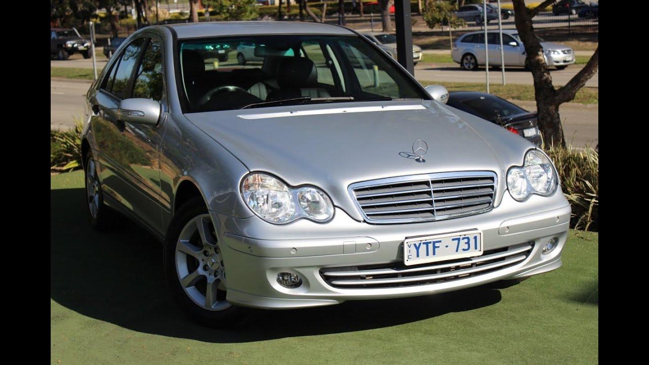 Mercedes C Kompressor Coupe Review