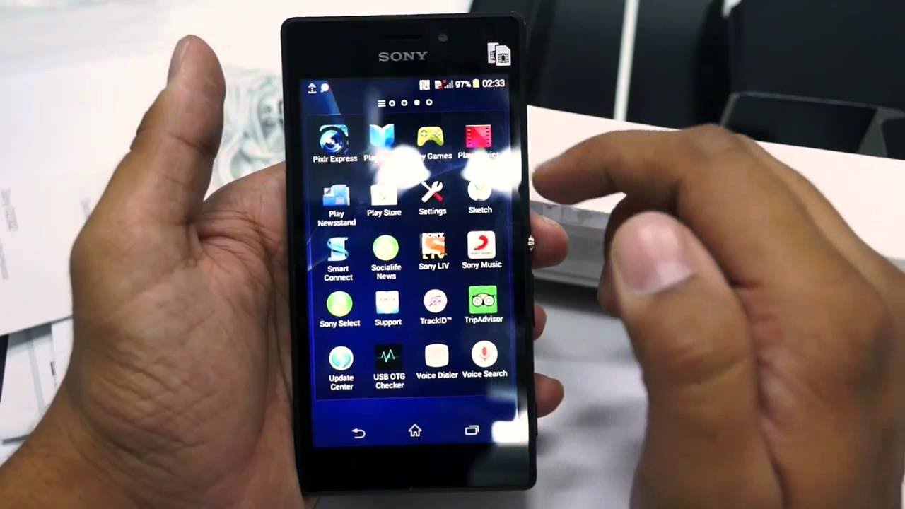 Sony xperia software update online bb
