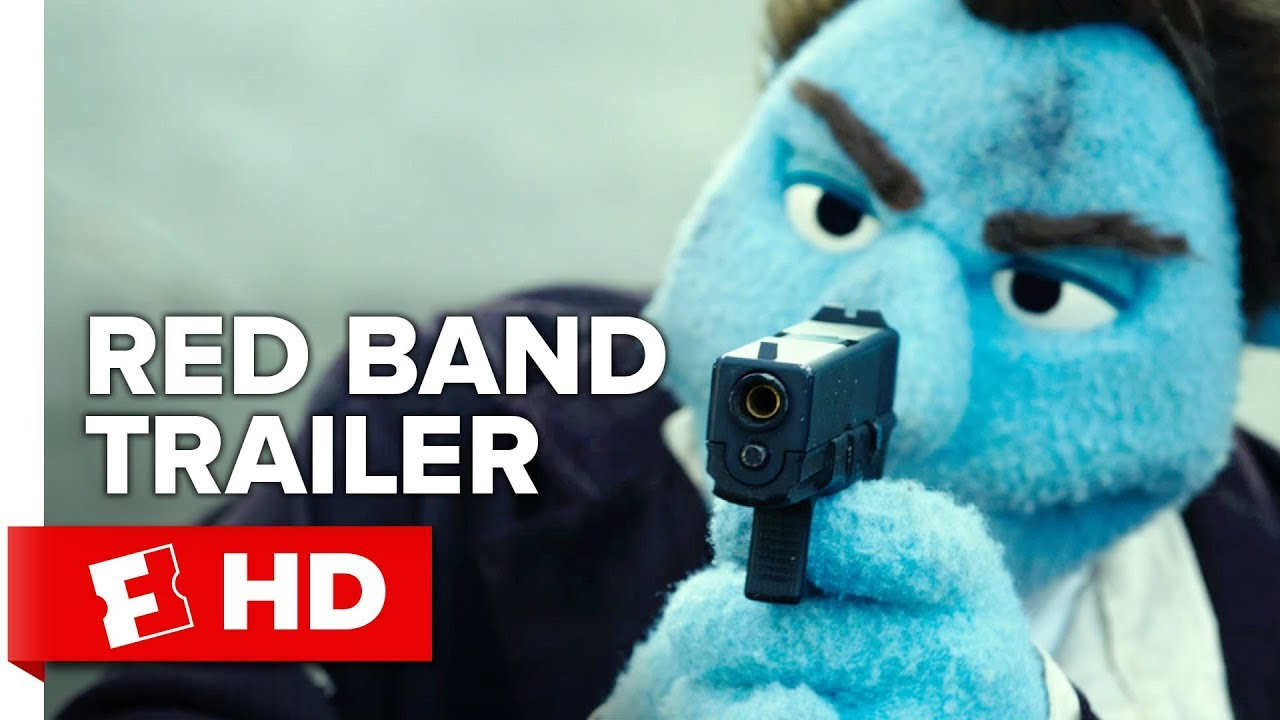 The Happytime Murders Red Band Trailer #1 (2018) | Movieclips Trailers