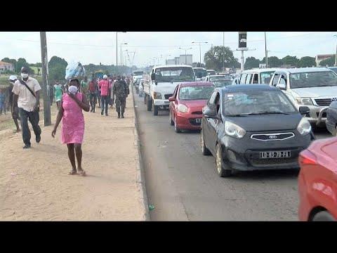 Développement urbain : l'Angola mise sur le métro de surface
