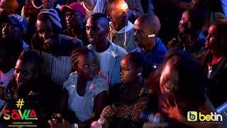 Sauti Sol Kuliko Jana Performance   SAWA Concert & Launch