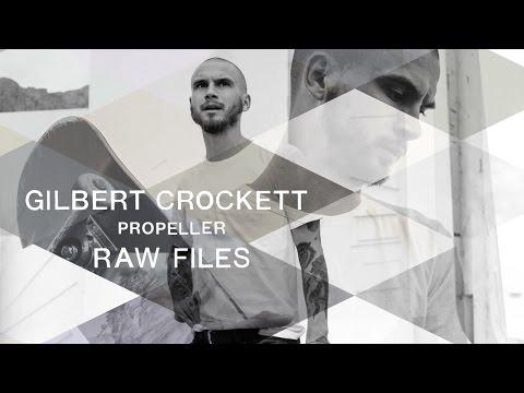 Gilbert Crockett's 'Propeller' RAW FILES