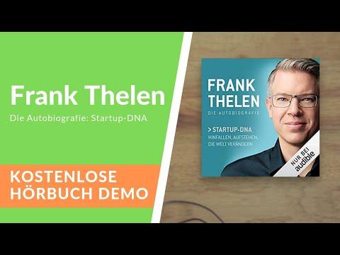 🎧 Frank Thelen - Die Autobiografie: Startup-DNA - Kostenlose Hörbuch Demo