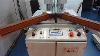 Nikmak Machine SK-01 Automatic Single Head PVC Welding Machine ( Zero Seam )
