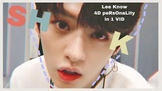 WHAT'S REALLY GOING ON INSIDE LEE KNOW's HEAD