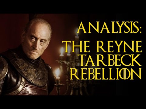 The Reyne Tarbeck Rebellion