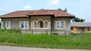 Два дома на одном участке 9 км. от Дуная, Two houses on the one plot 9 km. from the Danube