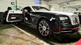 A Rolls Royce Wraith Is Replacing My G63!!