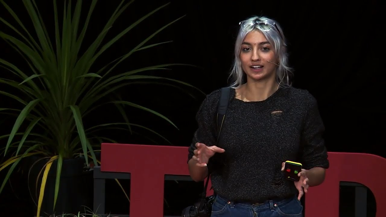 Be active, not an activist | Saffiyah Khan | TEDxYouth@Brum