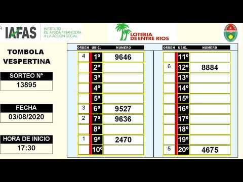 Vespertina 03 08 2020