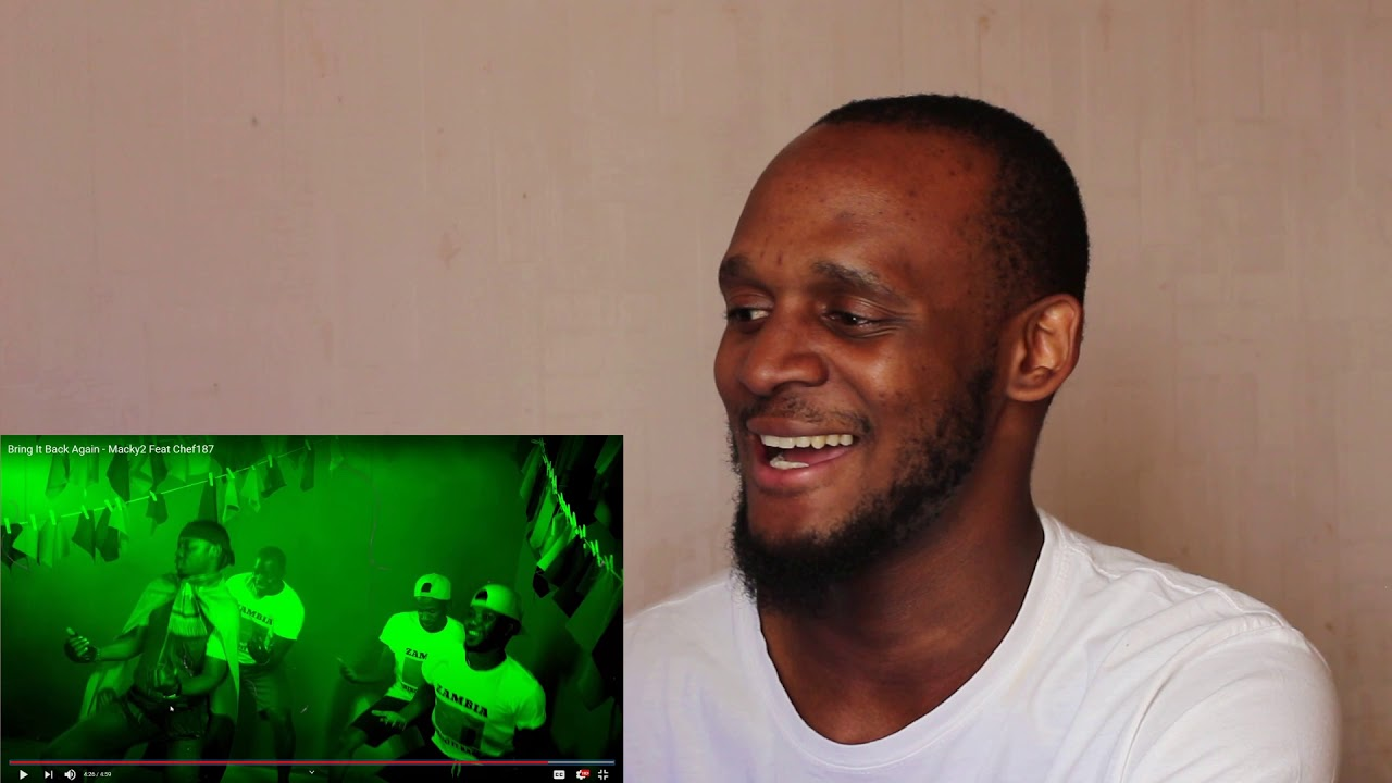 Macky2 Feat Chef 187 - Bring It Back Again (Music Video) || REACTION VIDEO #MAZ
