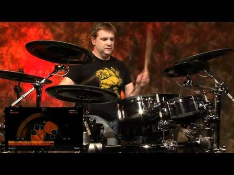 V-Drums Friend Jam Demo #10 (TD-30KV): Performed by Craig Blundell