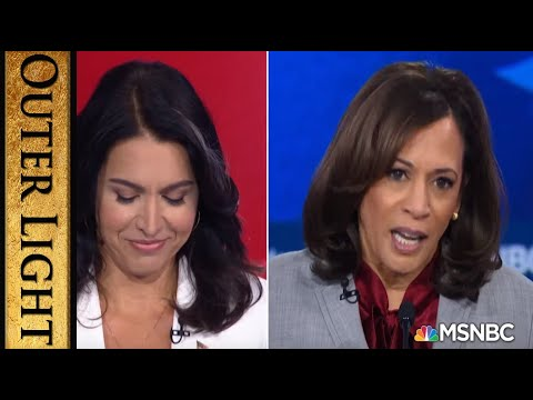 """Researcher says """"Subliminal messaging"""" used in MSMBC DNC debate"""