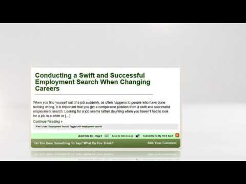 Employment Search Part 1 by Verse Finance
