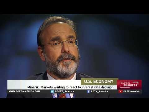 Joe Minarik from Committee for Economic Development on the US economy