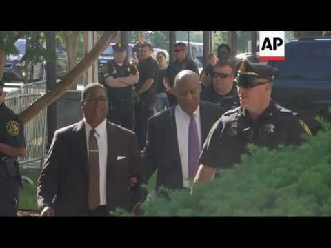 Prosecutors Rest Their Case in Bill Cosby Trial