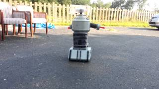 DOUSMAN,WI Lost In Space B-9 Robot, Rare Trendmasters 2' Wireless Remote Control