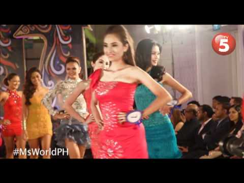 Miss World Philippines 2012 Gala Night and Fashion Show